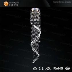 Popular New Crystal Pendant Lighting Lustre de Cristal Hanging Light Home Decoration Light om9203