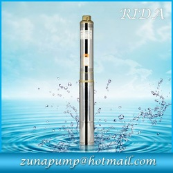 3 inches cheapest Self priming centrifugal sewage pump deep well submersible pump