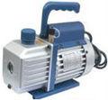 Portátil pequeño 110v/60hz dos/dual/de una sola etapa de aceite eléctrico de la bomba de vacío para el refrigerante y el aire acondicionado