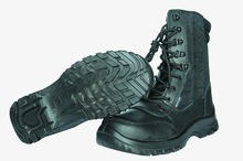 China Hot-selling steel toe industrial ranger safety shoes for defender