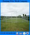 Heavy duty galvanizado ganado/panel de caballo para australia y nueva zelandia