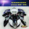Aftermarket Fairing kit for SUZUKI GSXR1000 GSX-R1000 GSXR 1000 K3 03 04 05 2003 2004 2005