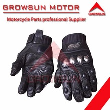 Motorcycle Accessories Leather Racing Gloves MCS-07
