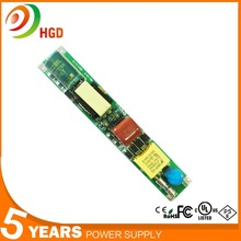HG-501 21w ce/cc approve LED Tube T8 Driver Power T8 led Tube driver