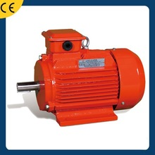 Shaft input dynamo 3 phase motors