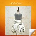 Modelos de vestidos para meninas/flor menina vestido/vestido para meninas da sfubd- 567