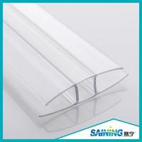 PC profile U and H polycarbonate sheet/pc panel