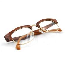 China Alibaba eyewear half -frames beautiful glasses online 2015