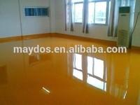 Maydos car parking concrete floor epoxy based coating