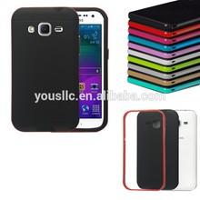 Hybrid Case, TPU Bumper Phone Case Cover For Samsung Galaxy Core 2 G355h