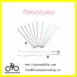 Hot sale wholesale bicycle parts spokes