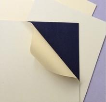 PVC self adhesive sheets wedding photo album