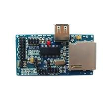CH376 USB Development Board Evaluation Board