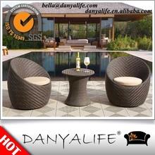 DYBS-D3215 Danyalife Synthetic Wicker Outdoor Deck Furniture
