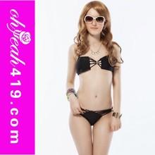 Wholesale price women sexi hot girls bikini sexy young girls black bikini