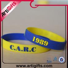 Artigifts political campaign silicone wristbands