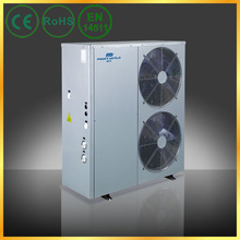 Air source heating and cooling heat pump for European house with Rosh CE