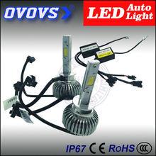 OVOVS 2015 hot 12v car accessories led auto light h1 h7 h4 led headlight
