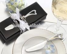 Wholesale Spreader Butter knife Wedding favors