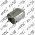 Alta qualidade mini fc-280pc 3.6v elétrico motor dc