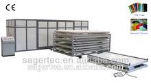 Manufacturer supply pdlc smart film glass laminating machine