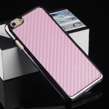 Carbon Fiber Cell Phone Case for iphone 6 /iphone 6 plus