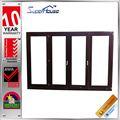 as2047 standardsoundproof de vidrio de aluminio de metal modernos modelos de puertas