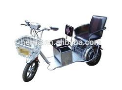 Chinese passenger 3 wheel herita electric rickshaw for sale