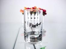 Popular party favors pure clear drinking vodka souvenir shot glasses 55ml/1.8oz(glass factory had passed FDA/EU/SGS)