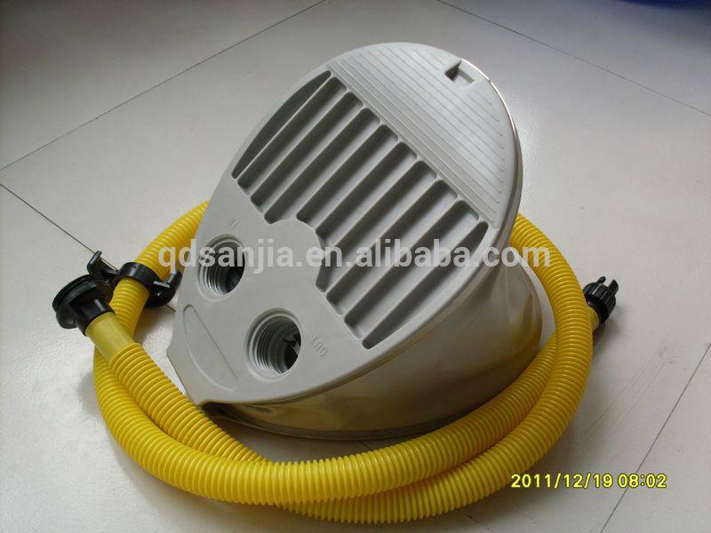 5l plastique gonflable pompe pied p dale pompe air for Air pompe piscine