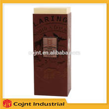 ex-factory price super quality luxury lovely wine case cardboard wine box wine container