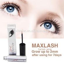 MAXLASH Natural Eyelash Growth Serum (Hand Made Type False Eyelashes Extension Kit)