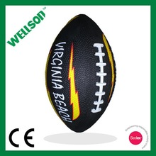 OEM rubber American footballs