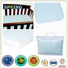 Luxury Bamboo waterproof baby crib sheet