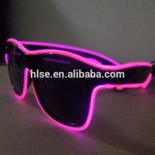 lighting el flashing wire glasses / el wire glasses /el glasses