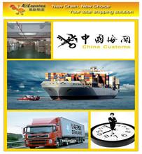 Sea logistics Guangzhou to USA
