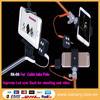 Camera mini flash led light,protable led flash light Rk06,cell phone flash light led