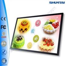 New original indoor picture A2 snap frame led menu board