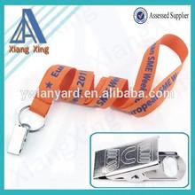 Cheap new custom key rings lanyard
