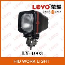 35W /55W HID Xenon Work Lights Driving Light Spot Beam Offroad 4WD UTV SUV Work dc 12V