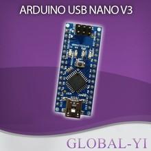 Trade Assurance Gold Supplier Arduinos Compatible Nano V3.0 ATmega328 5V Micro-controller Board Mini USB