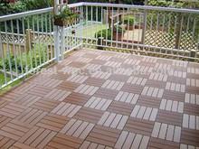 Frstech madera color de cerámica del azulejo de piso / de la flor de cerámica del azulejo de piso / 12 x 12 blanco cerámica del azulejo de piso