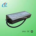 42 - 60 W constant currentfor light rail ac à dc convertisseur