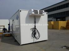 refrigerated van truck frp ckd cargo van bodytruck body