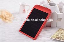 Solar power bank 3500mah for Apple