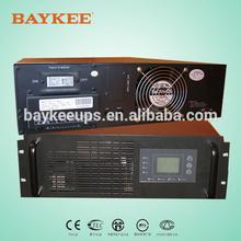 baykee 10kva rack mount ups, alibaba online high frequency 10kva ups,online ups 10kva with 1 year warranty