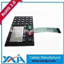 Membrane Keypad Metal Dome Switch Keyboard