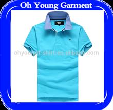 2015 online wholesale shop factory price, fashion polo shirt