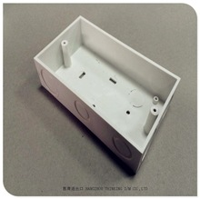 High quality and best price pvc electrical switch box