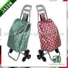 strong shopping trolley bag fashion christmas drawstring gift bags